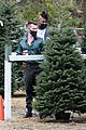 ryan russell corey obrien christmas tree shopping 08