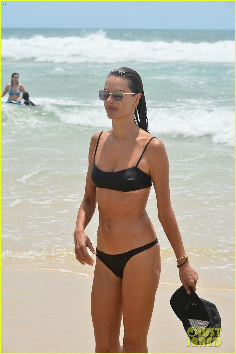 alessandara ambrosio enjoys workout on beach brazil 044516753