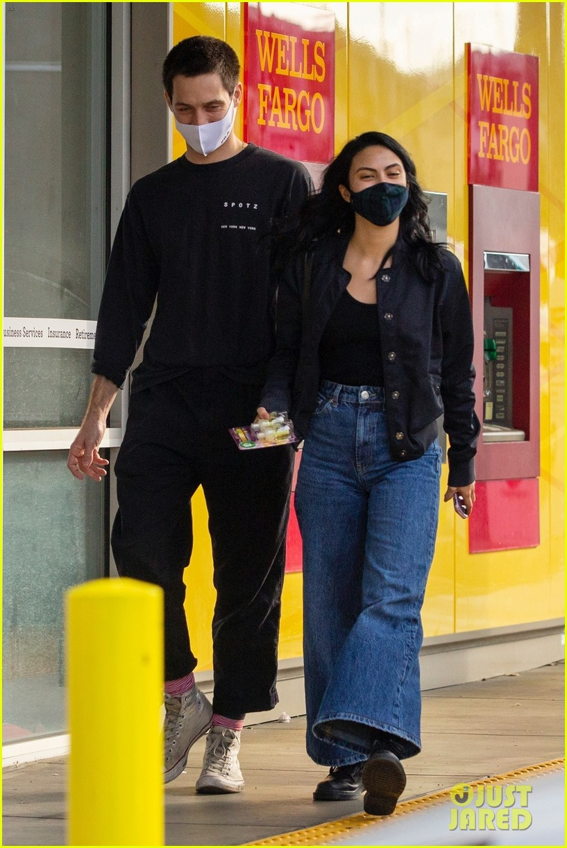 camila mendes grayson vaughan hold hands while out in los angeles 024514106