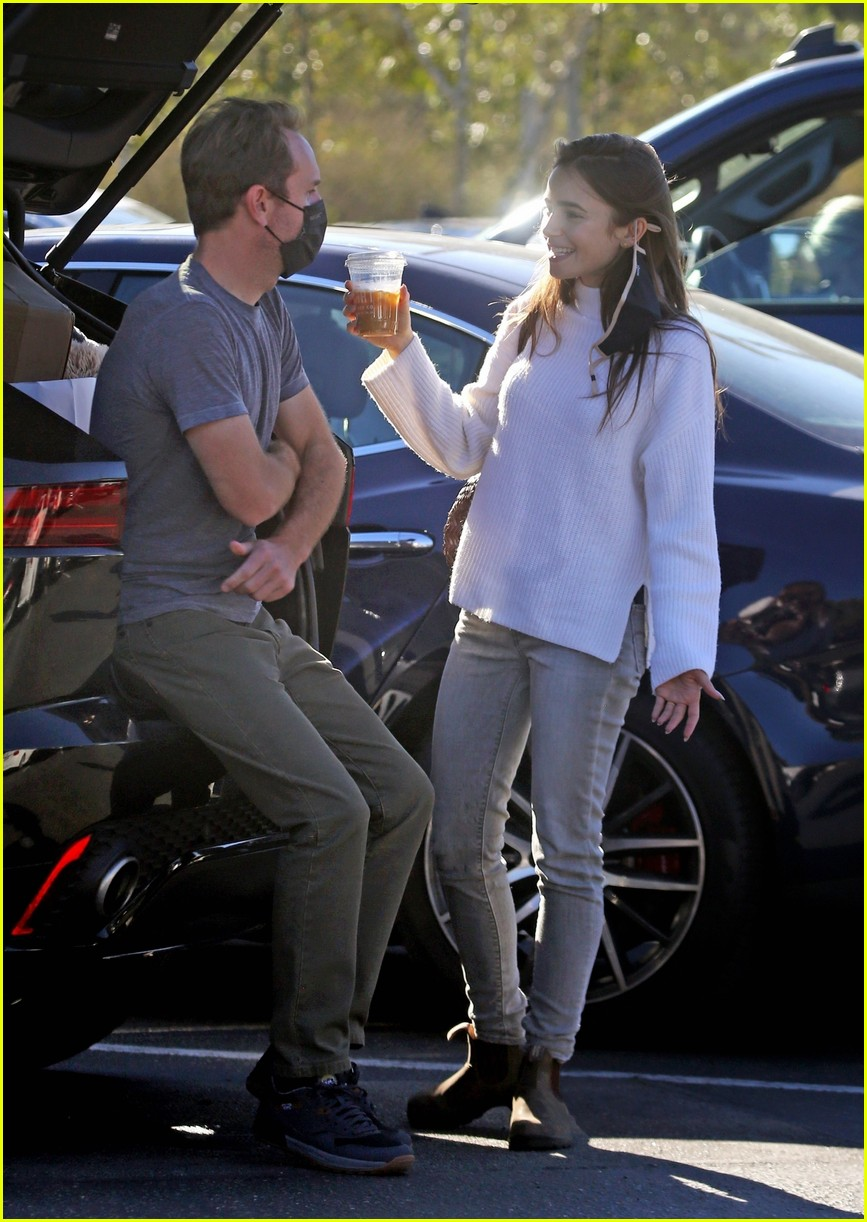 lilly collins recycling 154516613