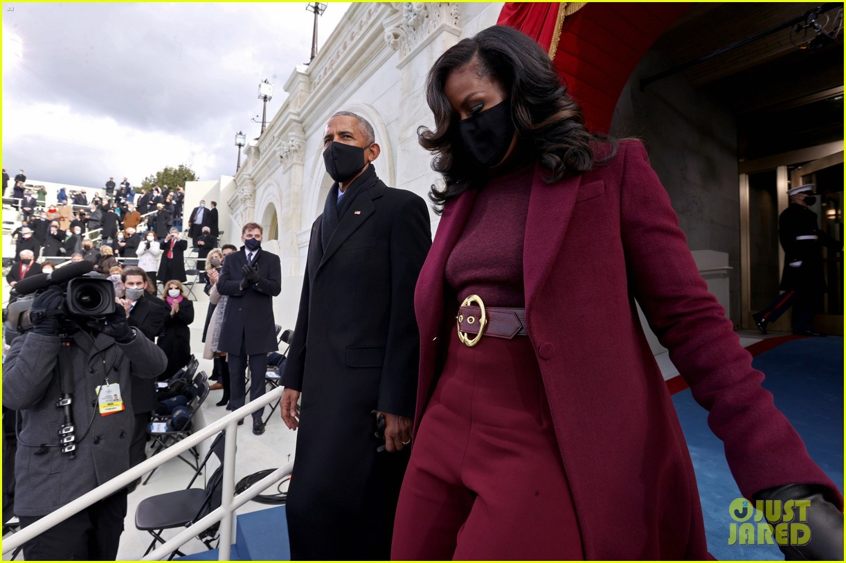 find out why michelle obama yelled at barack obama at inauguration 054520162