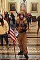 Photo 4 of Pro-Donald Trump Protestors Storm U.S. Capitol Building, Breach Police Lines & Break Inside (Photos & Video)