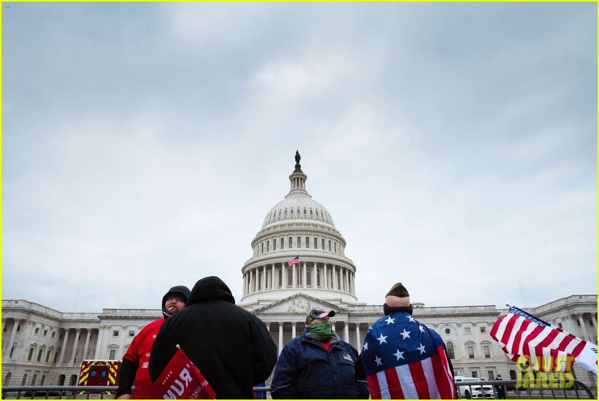 us capitol protest 124514710