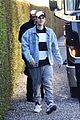 Photo 66 of Justin Bieber Plays Parking Assistant to Help Driver Park His Tour Bus