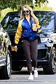 cara delevingne kaia gerber another pilates session 57