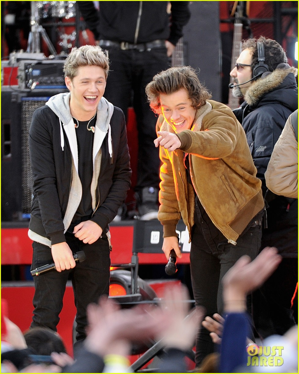 harry styles niall horan go hiking together 014524151