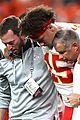 Photo 16 of Patrick Mahomes Has a Bad Injury, Will Have Surgery After 2021 Super Bowl