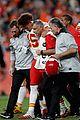 Photo 24 of Patrick Mahomes Has a Bad Injury, Will Have Surgery After 2021 Super Bowl