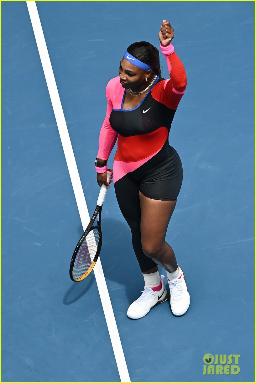 Serena Williams' Australian Open Look Goes Viral as She ...