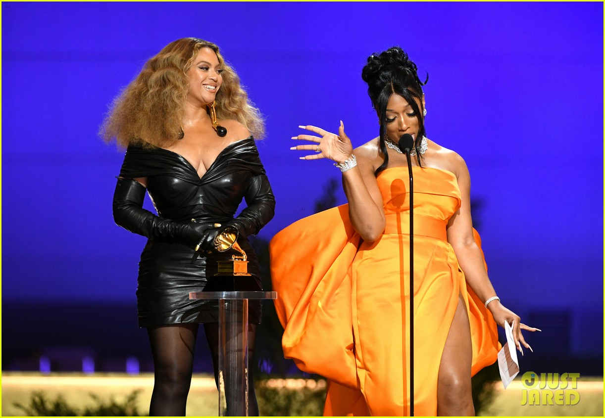 beyonce appearance at grammys 2021 124534836