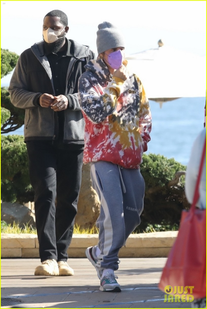hailey justin bieber lunch nobu unstable quote 034535760