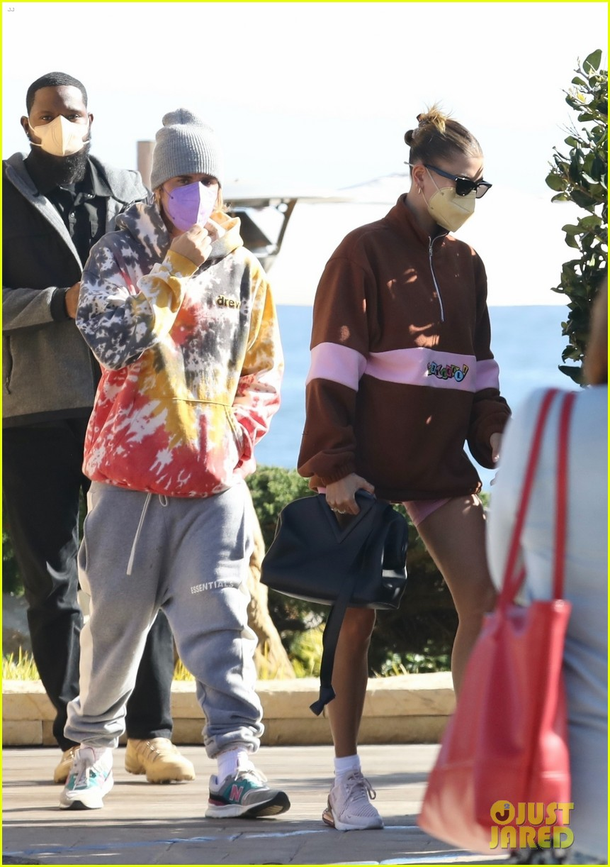 hailey justin bieber lunch nobu unstable quote 054535762