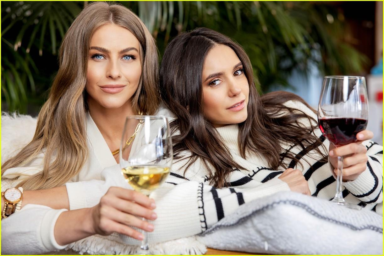 nina dobrev julianne hough wine company 044536130