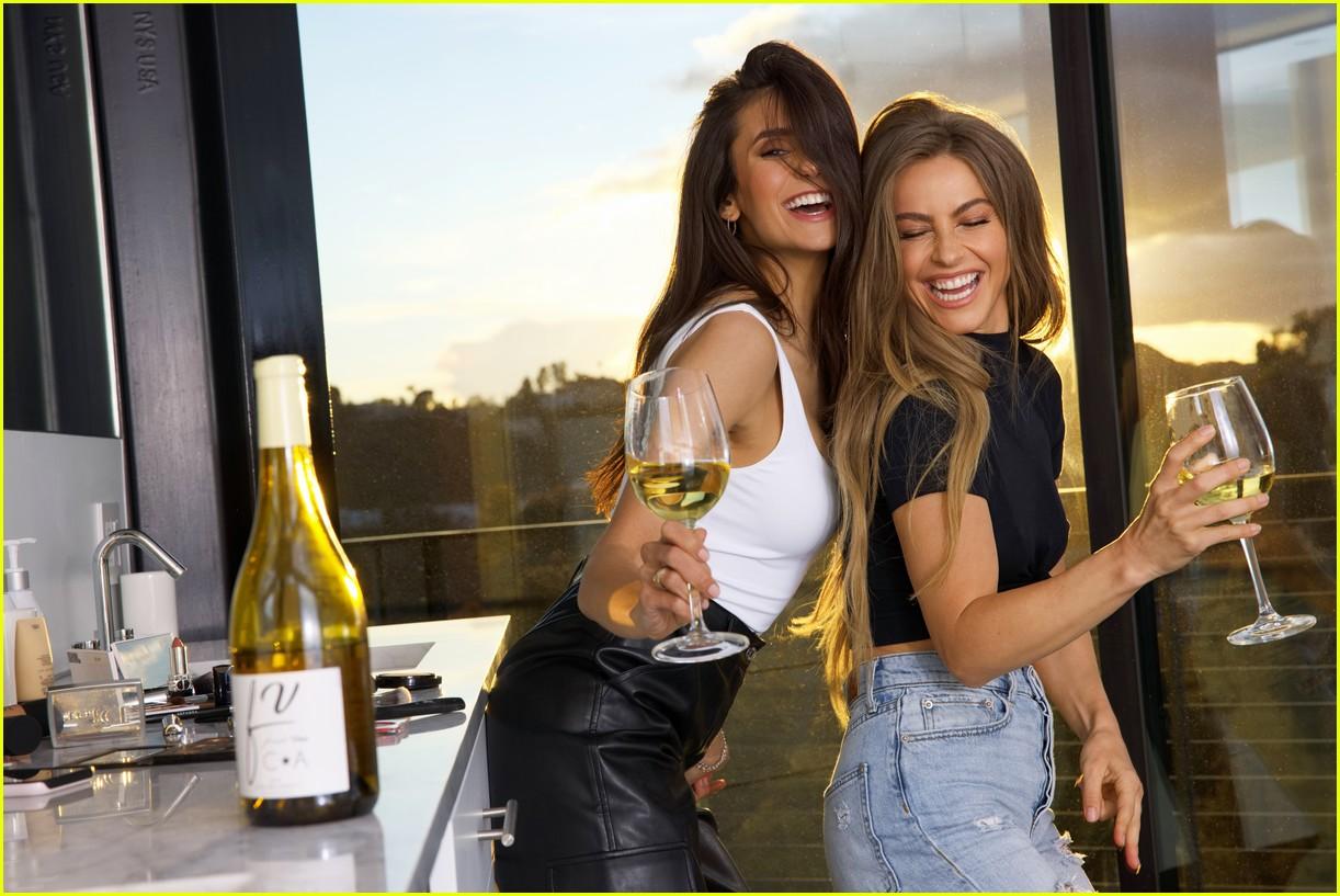 nina dobrev julianne hough wine company 074536133
