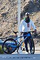 chris martin morning bike ride in malibu 05