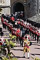 royal artillery at prince philip funeral 32