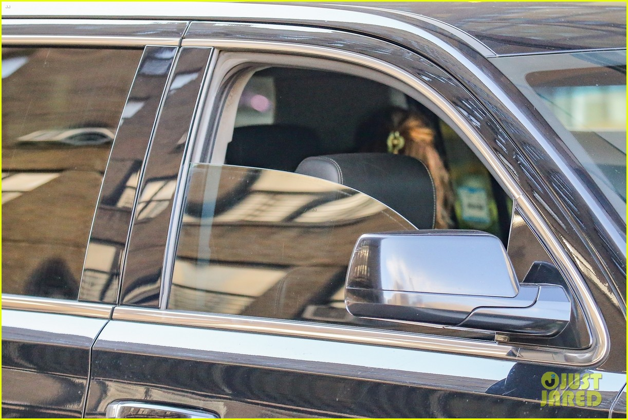 timothee chalamet runs errands lily rose depp waits in car 024539573
