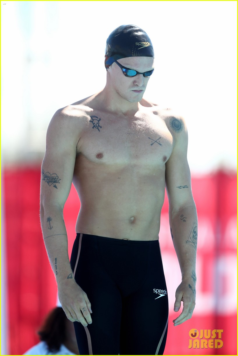 cody simpson marloes stevens aussie swim race pics 094544217