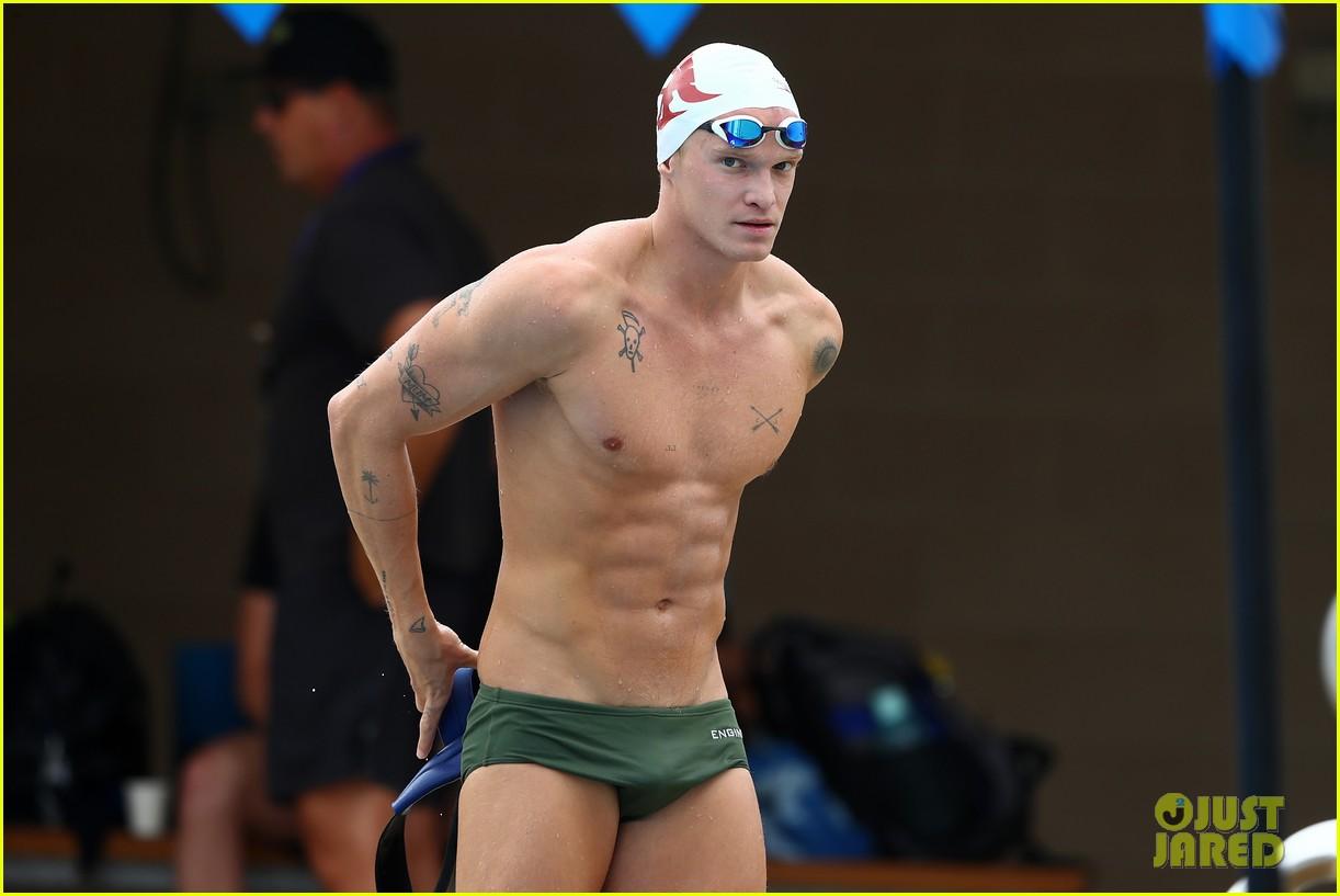 cody simpson marloes stevens aussie swim race pics 174544225