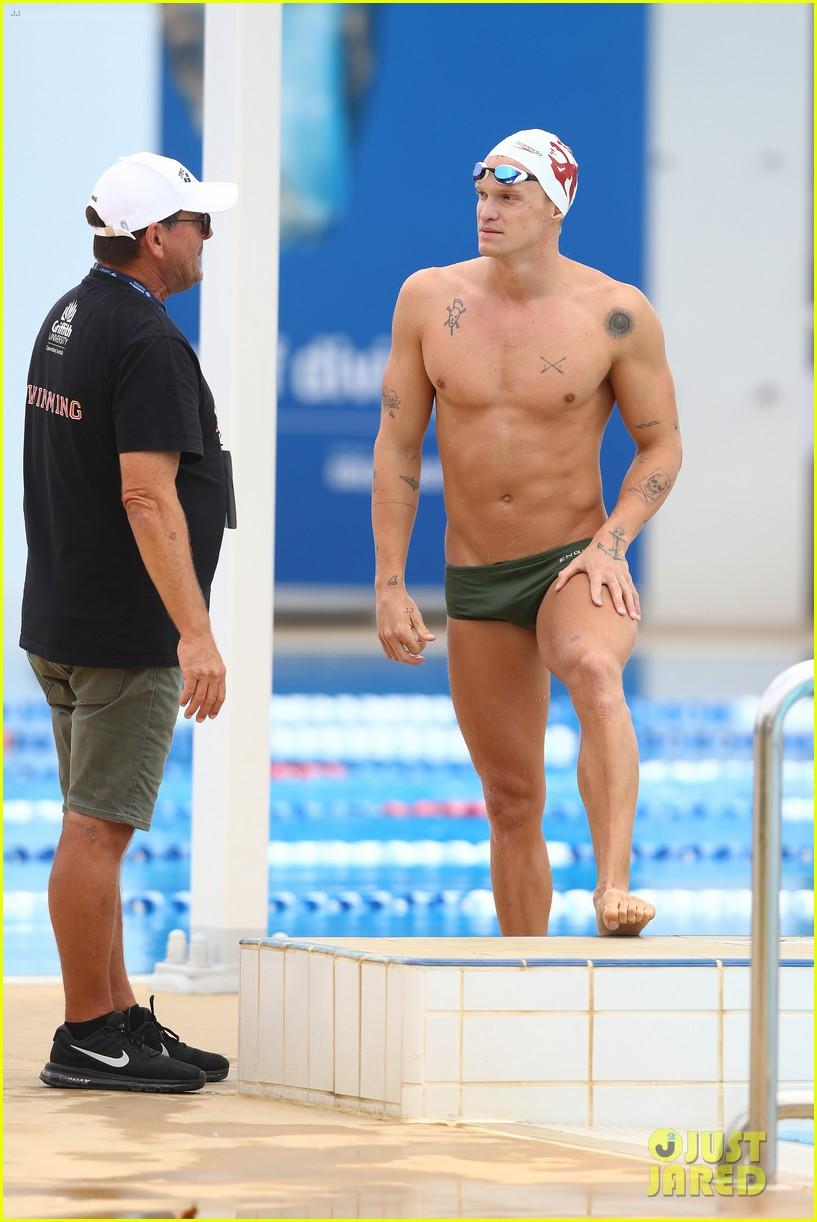 cody simpson marloes stevens aussie swim race pics 234544231