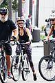 rita ora russell crowe britney theriot bike ride sydney 41