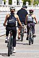 rita ora russell crowe britney theriot bike ride sydney 57