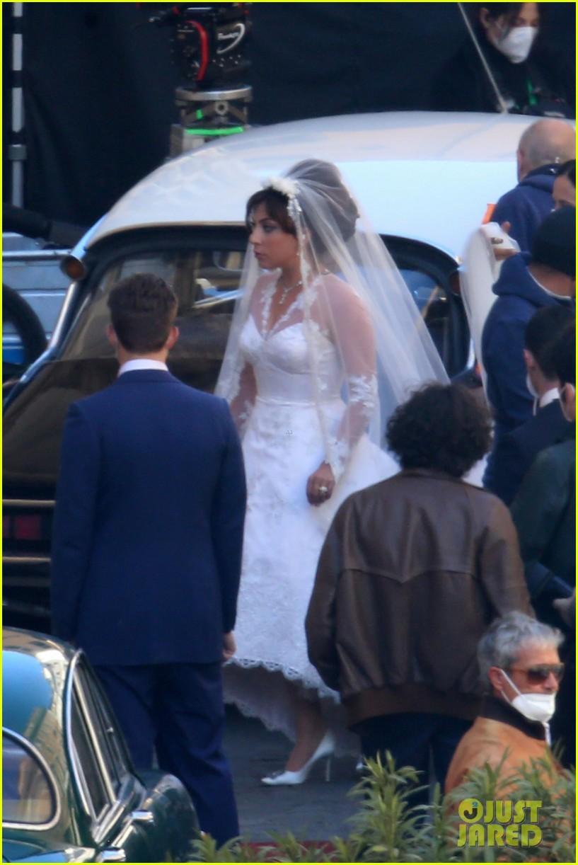 lady gaga house of gucci wedding 044539661
