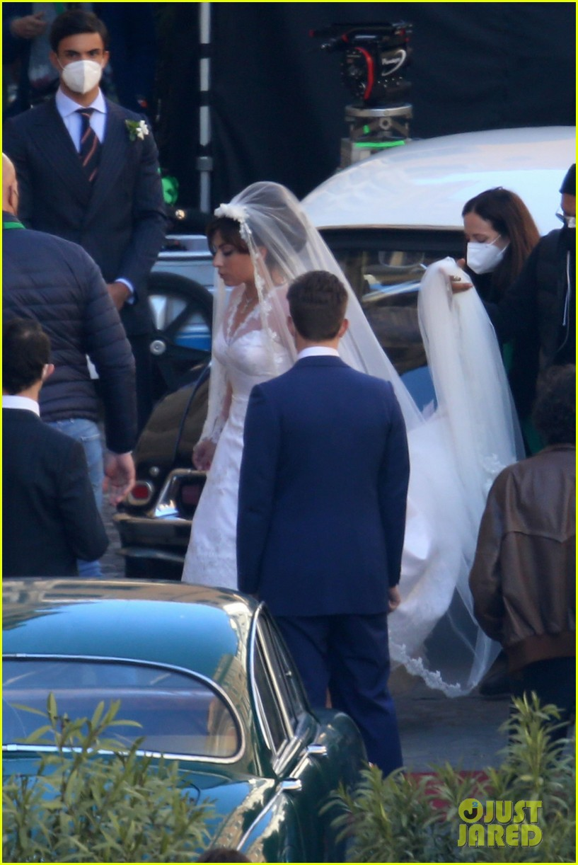 lady gaga house of gucci wedding 054539662