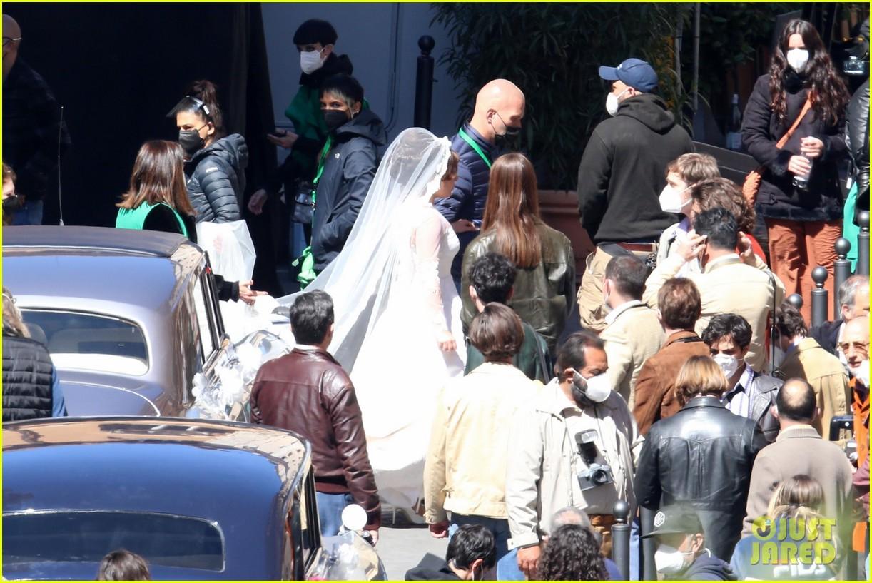 lady gaga house of gucci wedding 094539666