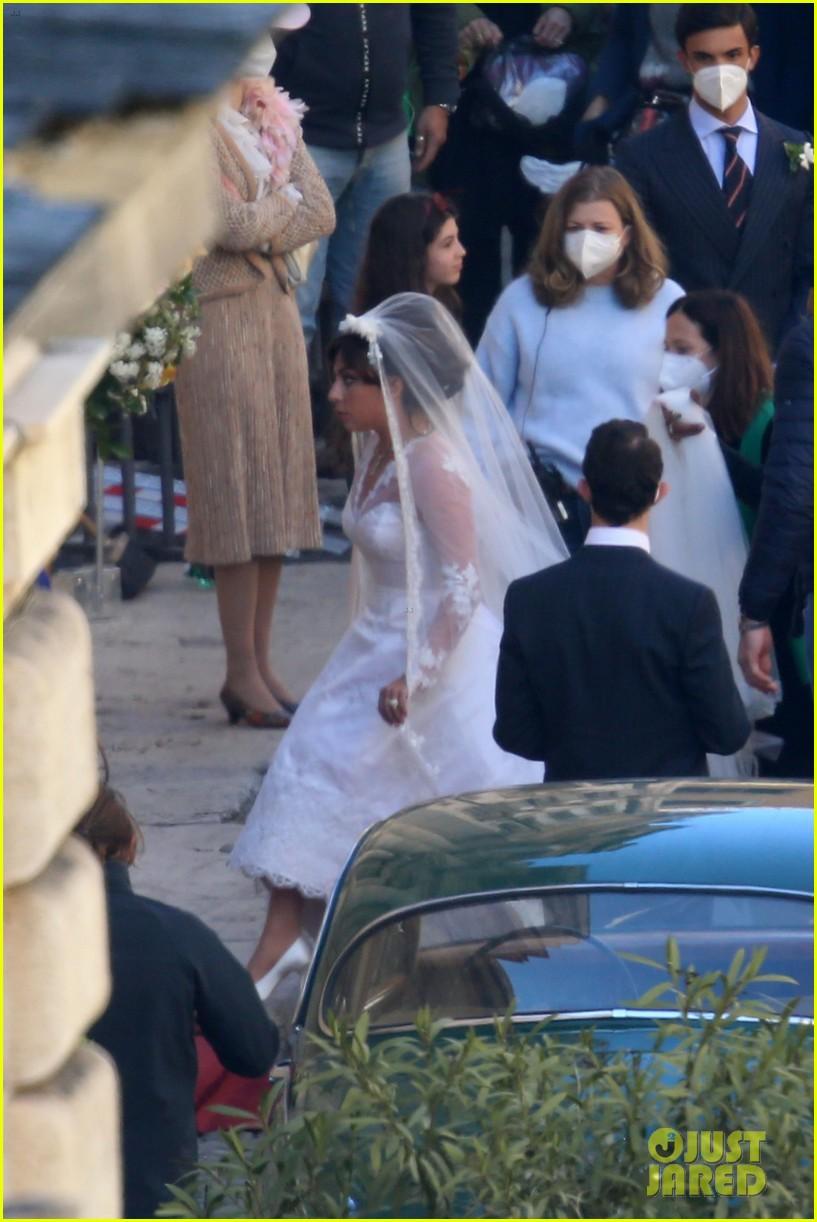lady gaga house of gucci wedding 134539670