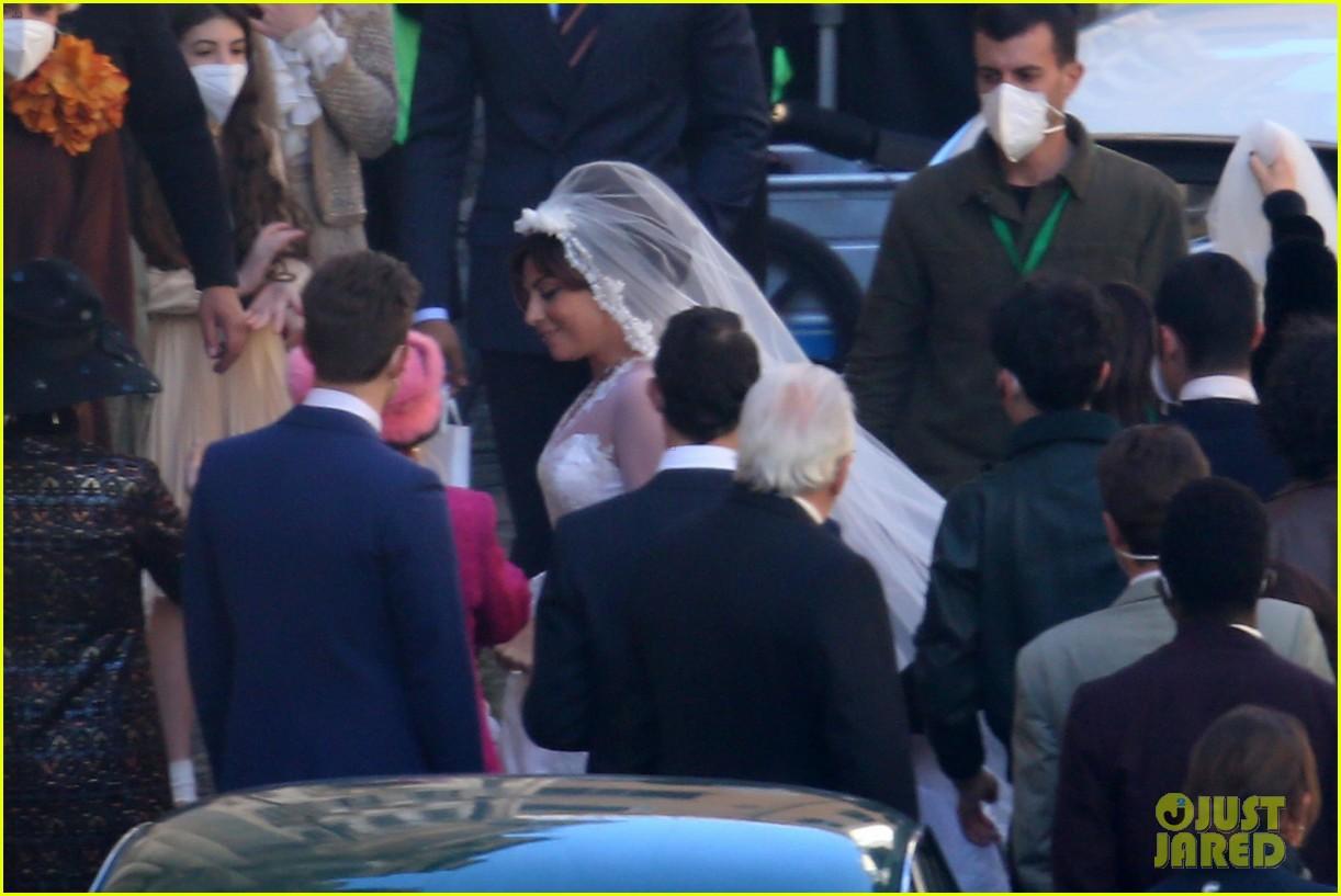lady gaga house of gucci wedding 214539678