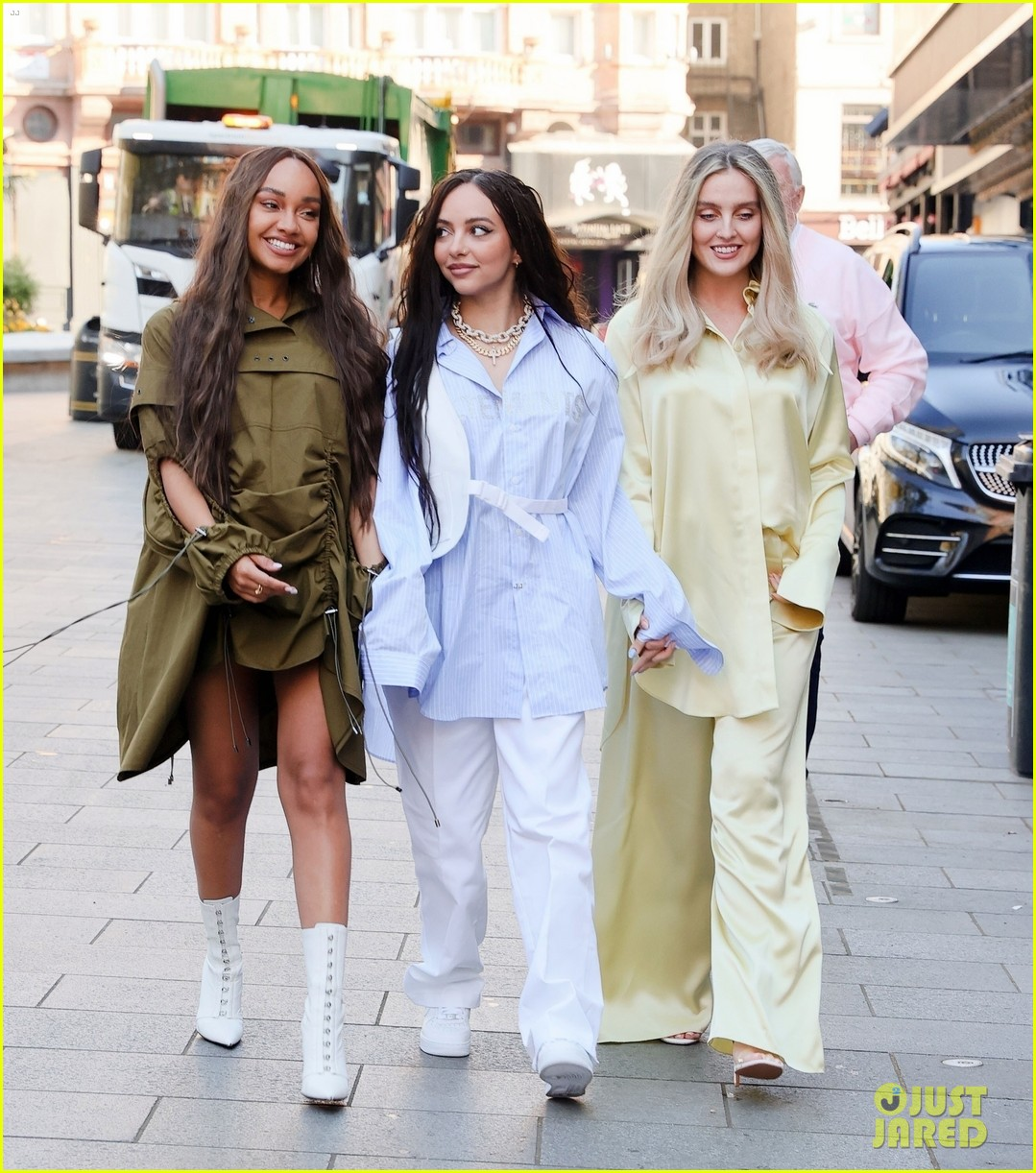 little mix step out as trio 014550198
