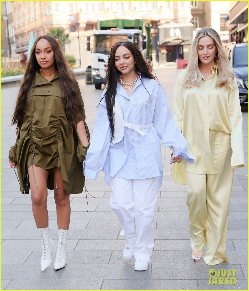little mix step out as trio 074550204