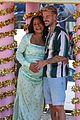 pregnant christina milian opening beignet box cafe matt pokora 03