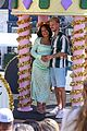 pregnant christina milian opening beignet box cafe matt pokora 65