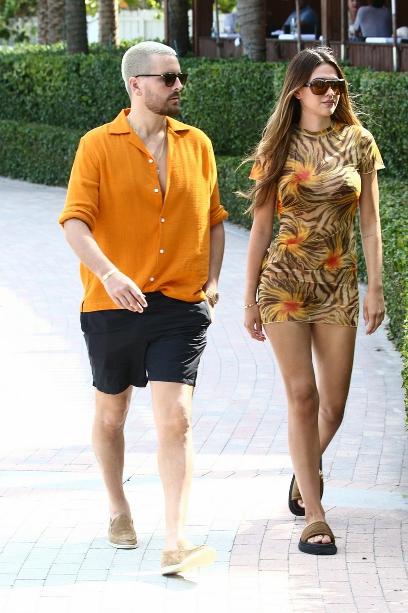 scott disick amelia hamlin chrome hearts shopping 014539608