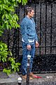 lily collins caught in rain with lucas bravo emily in paris 24