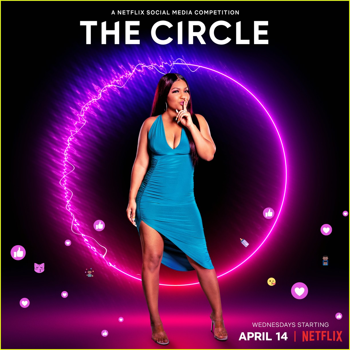 the circle deleesa is pregnant 014553041