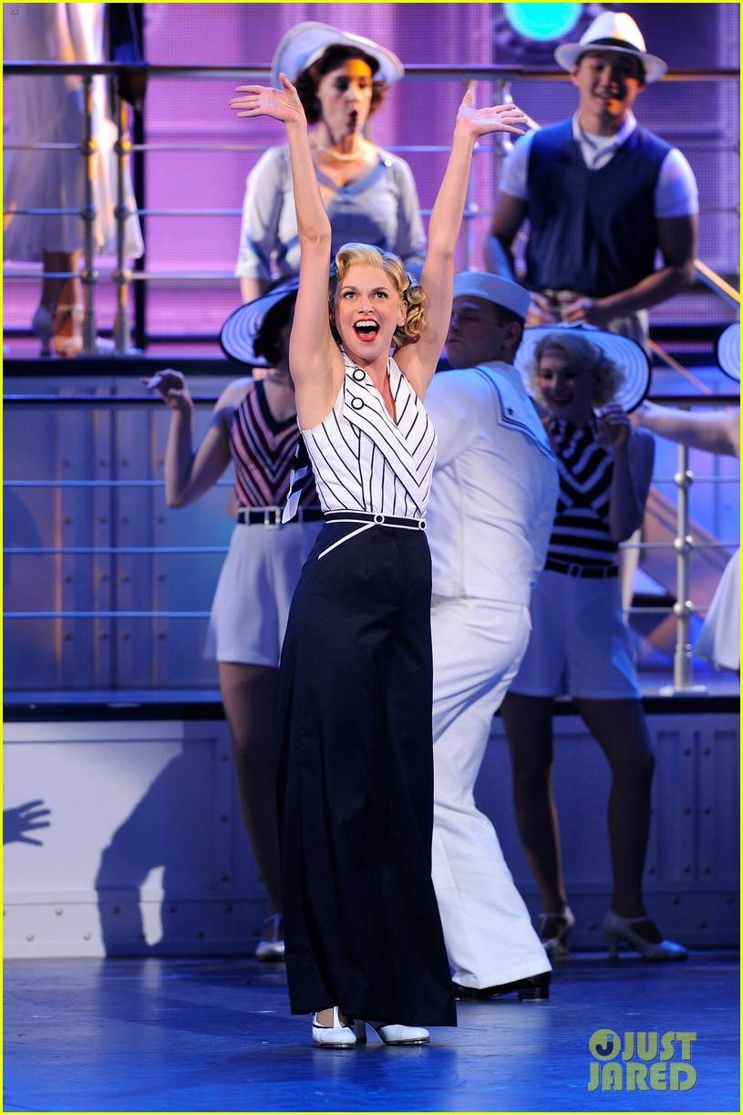 Sutton Foster Will Star in 'Anything Goes' Revival in London Ahead of 'Music Man' on Broadway: Photo 4555359