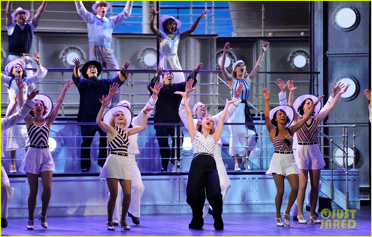 Sutton Foster Will Star in 'Anything Goes' Revival in London Ahead of 'Music Man' on Broadway: Photo 4555360