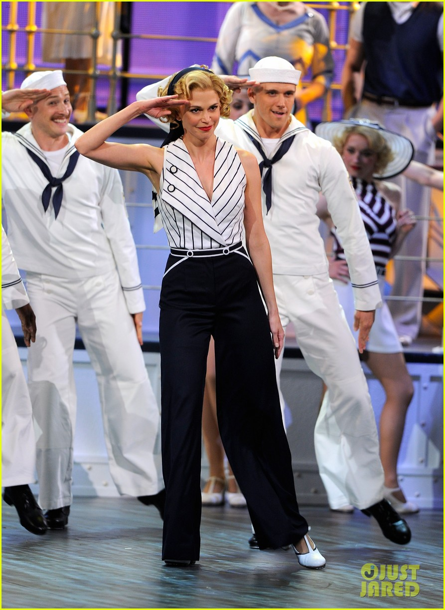 Sutton Foster Will Star in 'Anything Goes' Revival in London Ahead of 'Music Man' on Broadway: Photo 4555361