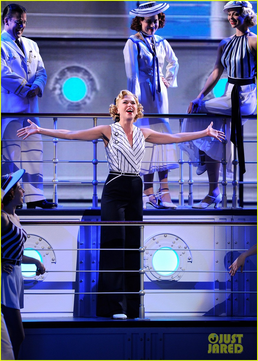 Sutton Foster Will Star in 'Anything Goes' Revival in London Ahead of 'Music Man' on Broadway: Photo 4555365