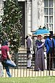 phoebe dynevor filming bridgerton 77