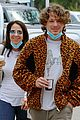 charlie puth lunch with his mom santa barbara 05
