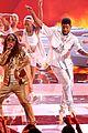 usher medley of hits at iheartradio awards 09