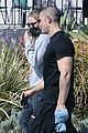 kristen bell hits the gym with benjamin levy aguilar 09
