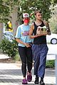 dua lipa anwar hadid spotted first time together in months coffee run 25