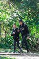 ellen pompeo chris ivery go for a hike 01