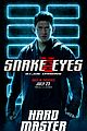 snake eyes character posters 05.