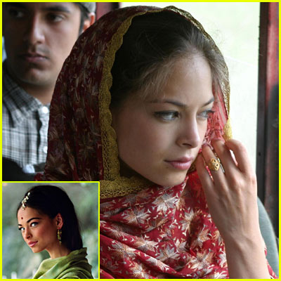 Kristin Kreuk in Partition